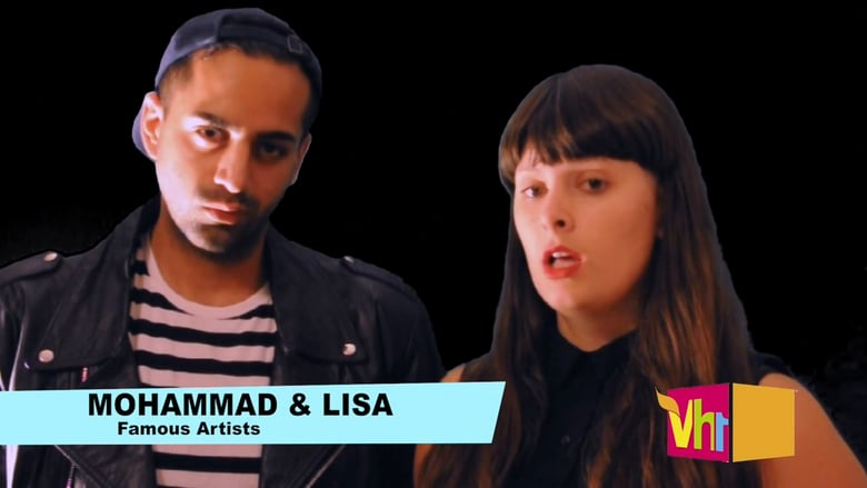 Famous Artists Lisa and Mohammad